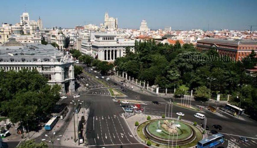 Vista de Madrid al Oeste