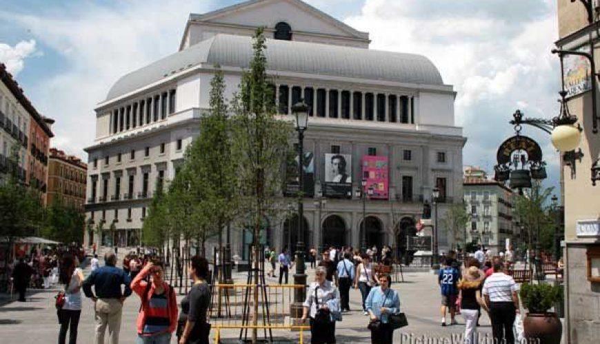 Teatro Real - Opera Madrid