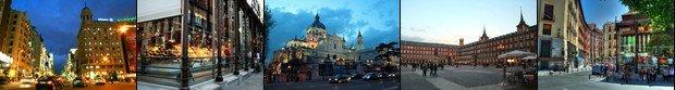 Walking Tour Madrid 1