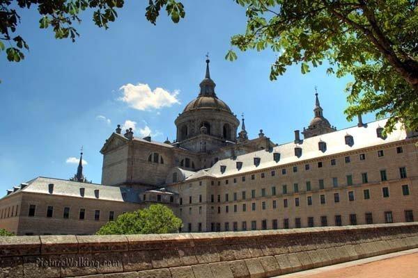 Fachada Sur de El Escorial