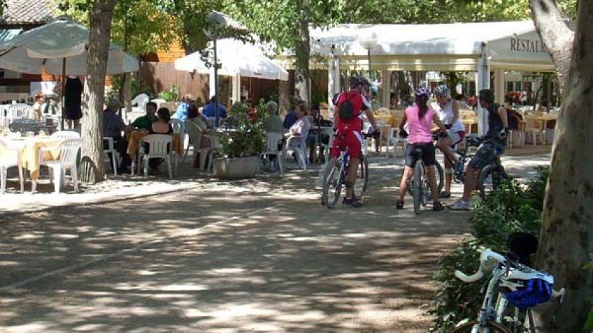 En bicicleta por La Casa de Campo, el pulmón de Madrid