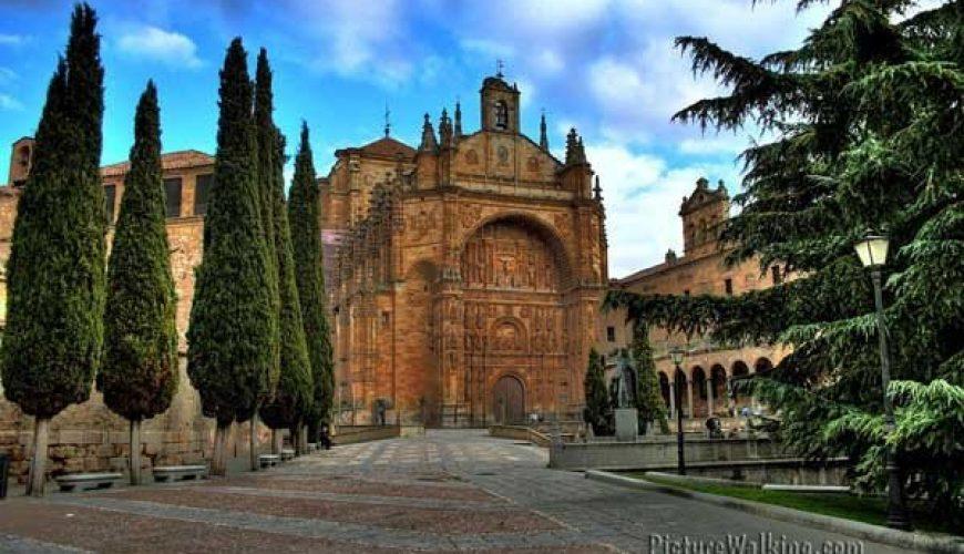 Iglesia y Convento de San Esteban en Salamanca