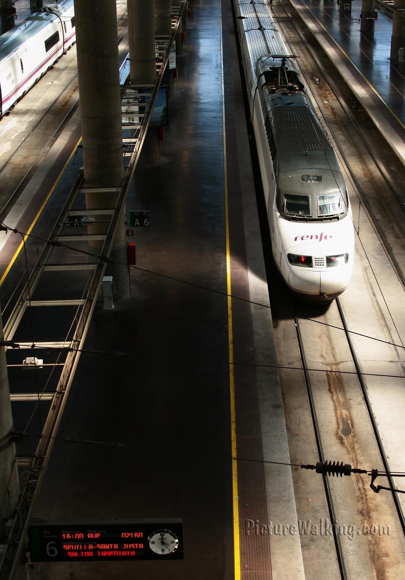 AVE Tren de Alta Velocidad