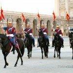 Escuadrón de Escolta Real, Lanceros Reales