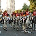 Guardia Real Montada Gala