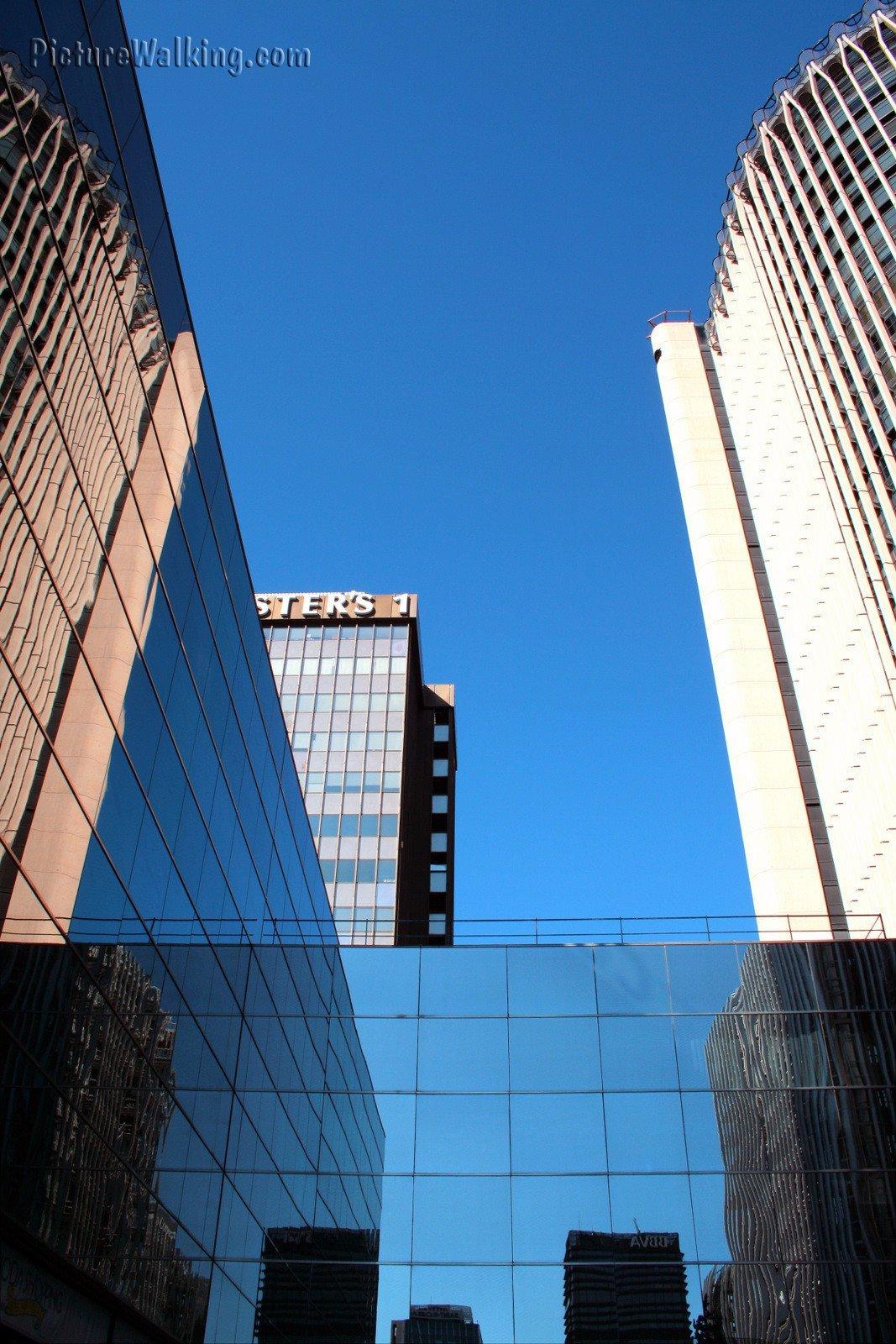 Edificios en AZCA