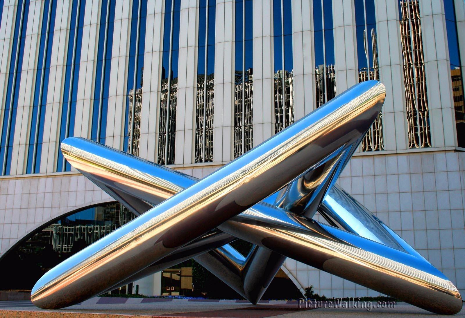 Escultura Matematica Torre Picasso