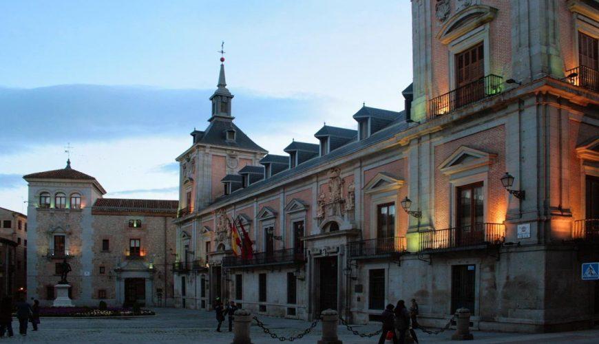 Casa de la Villa, Sede del Pleno Municipal