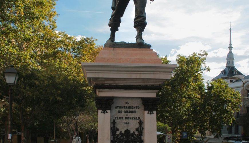 Estatua de la Plaza del Cascorro