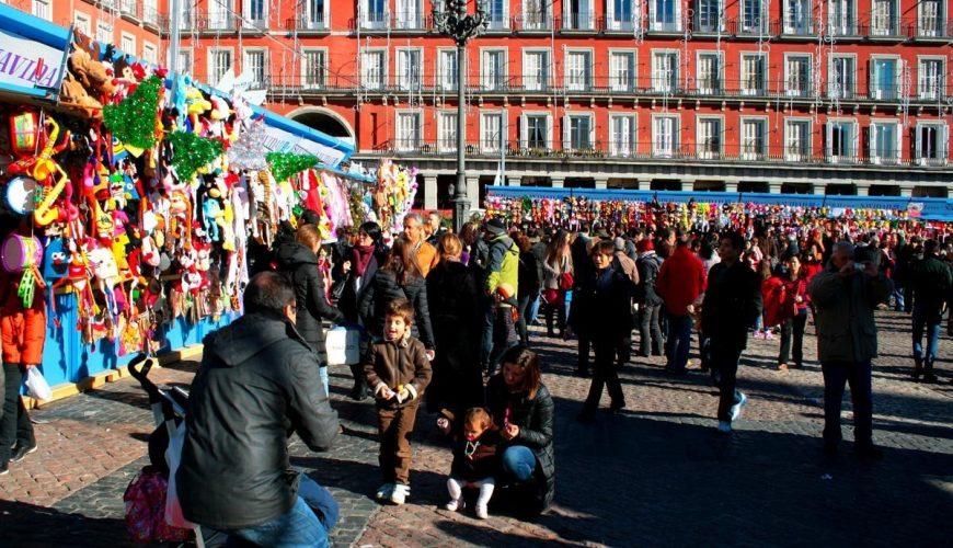 Mercadillo Navideño, Navidad 2013