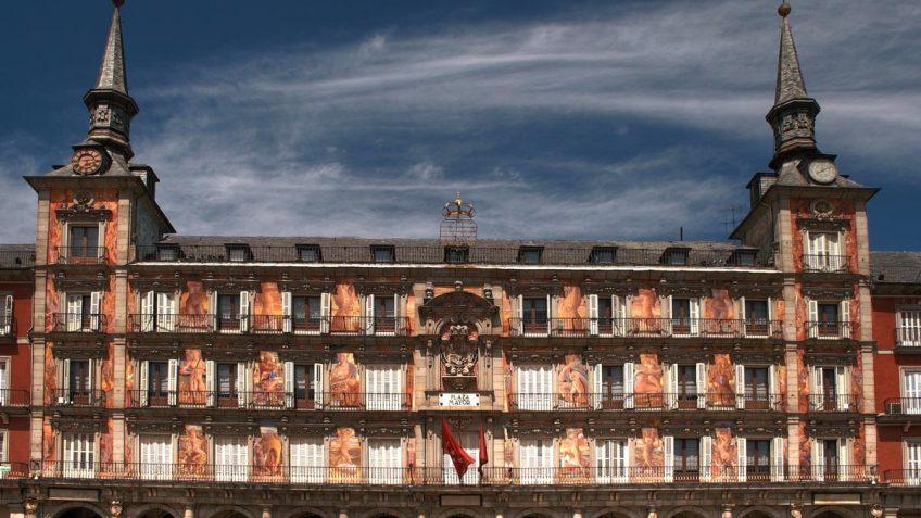 La Casa de la Panadería, Plaza Mayor de Madrid
