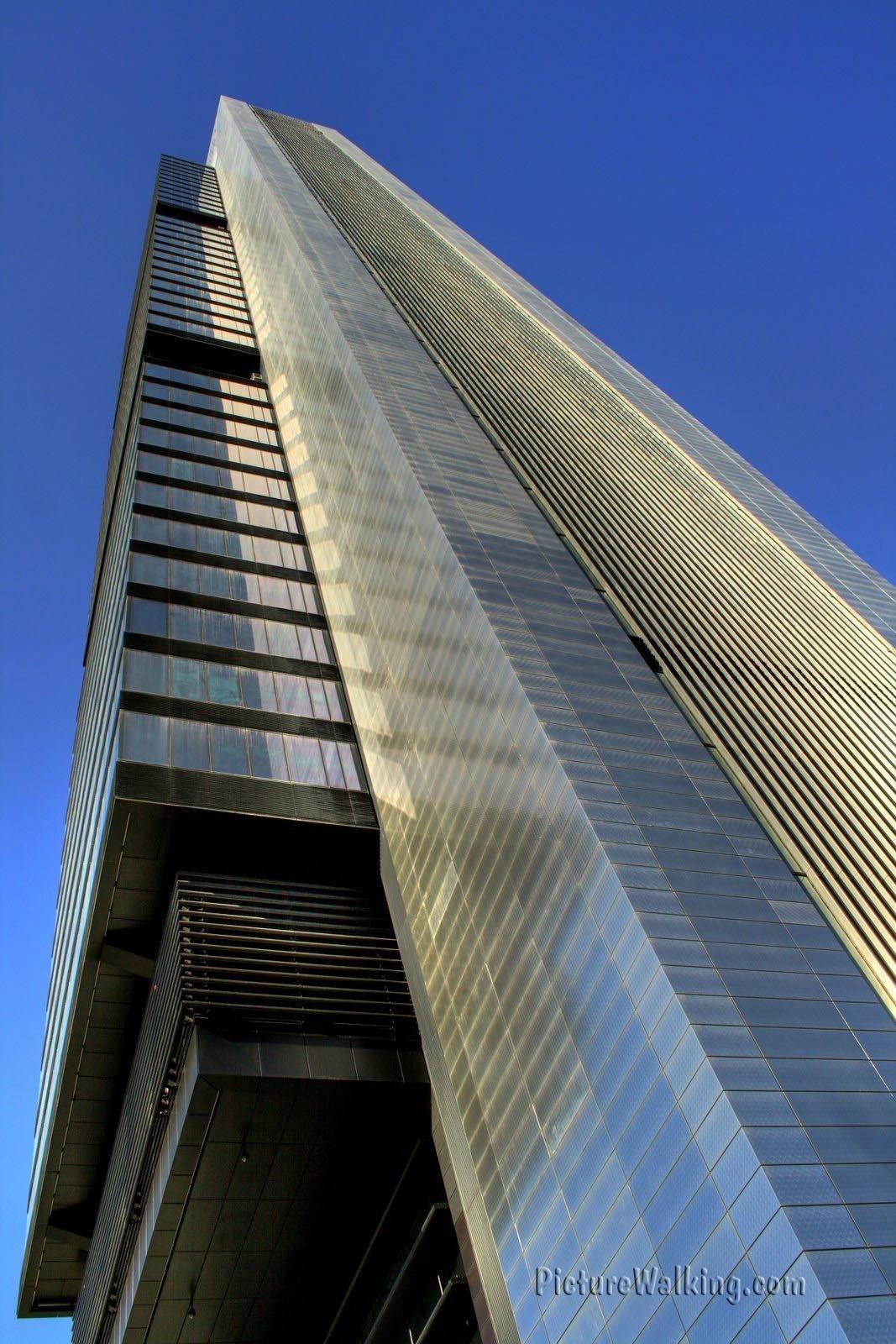 Torre Caja de Madrid - CTBA - Cuatro Torres Business Area