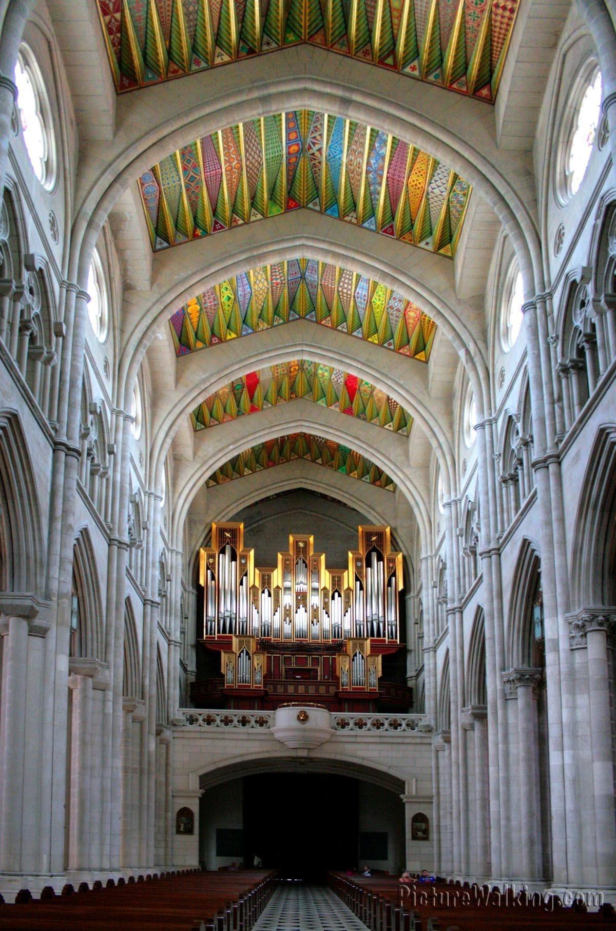 Órgano de la catedral