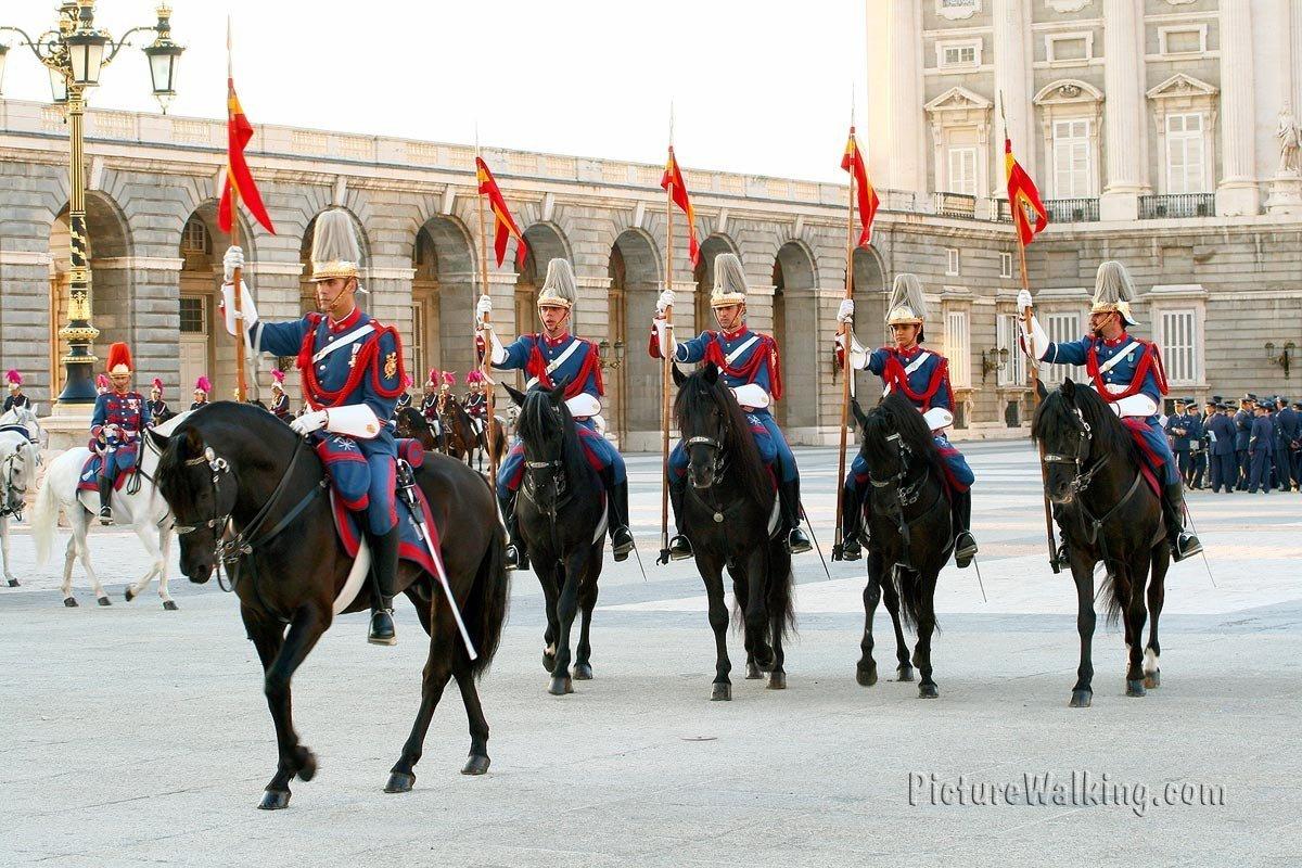 Royal Escort Squadron , Royal Lancers
