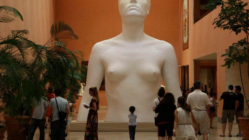 La Mujer de Coslada - Museo Thyssen Bornemisza