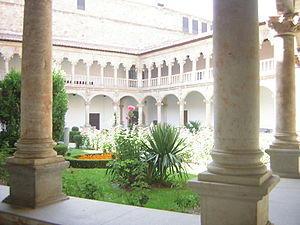 Español: Convento de las Dueñas, Salamanca (Es...