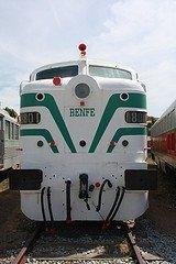 Locomotora diesel 318-001 (1801)