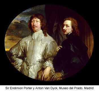 Sir Endimion Porte y Anton Van Dyck, Museo del...