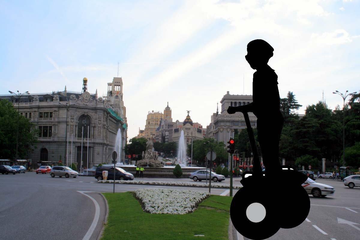 Segway Madrid