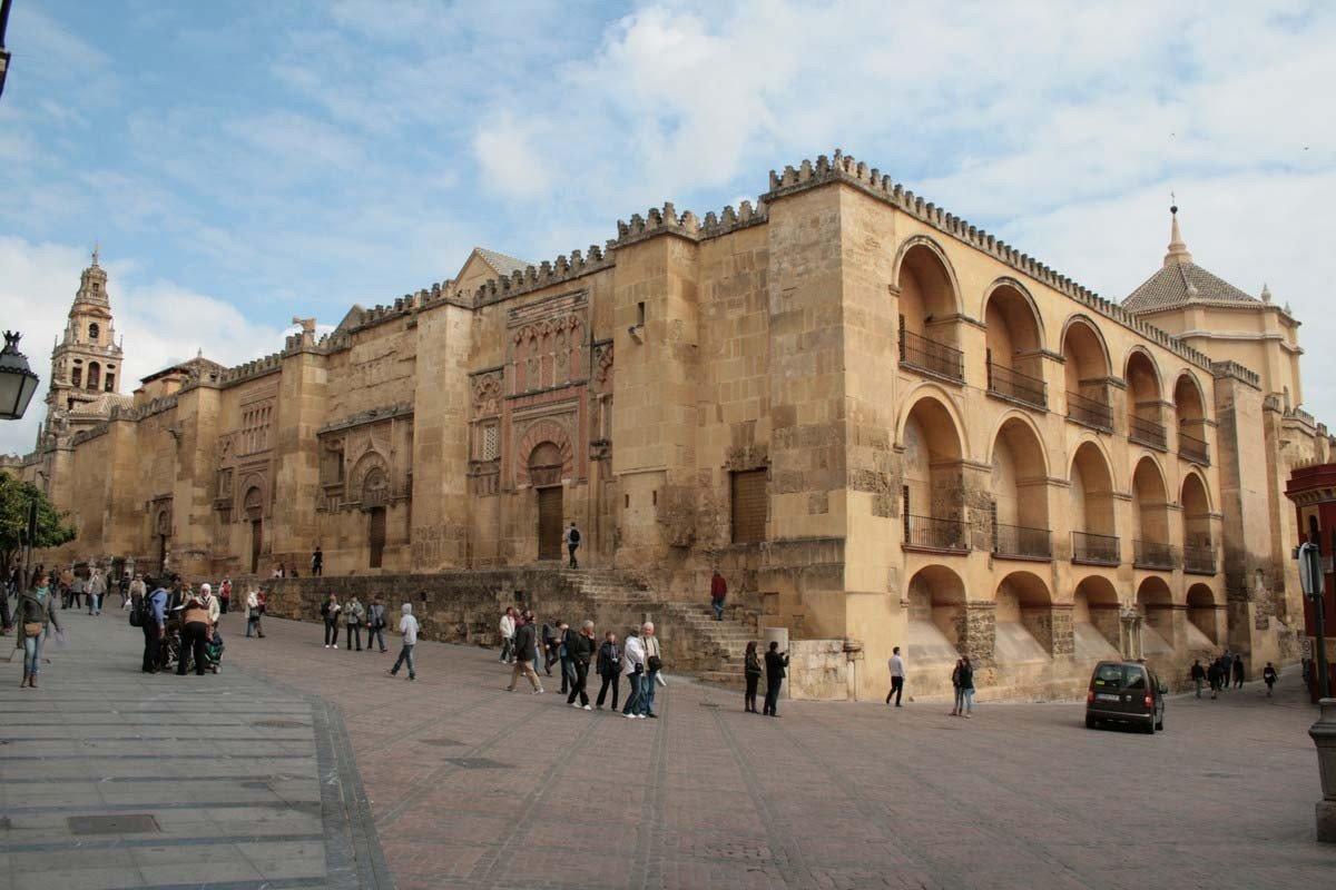 Córdoba Exterior Mezquita