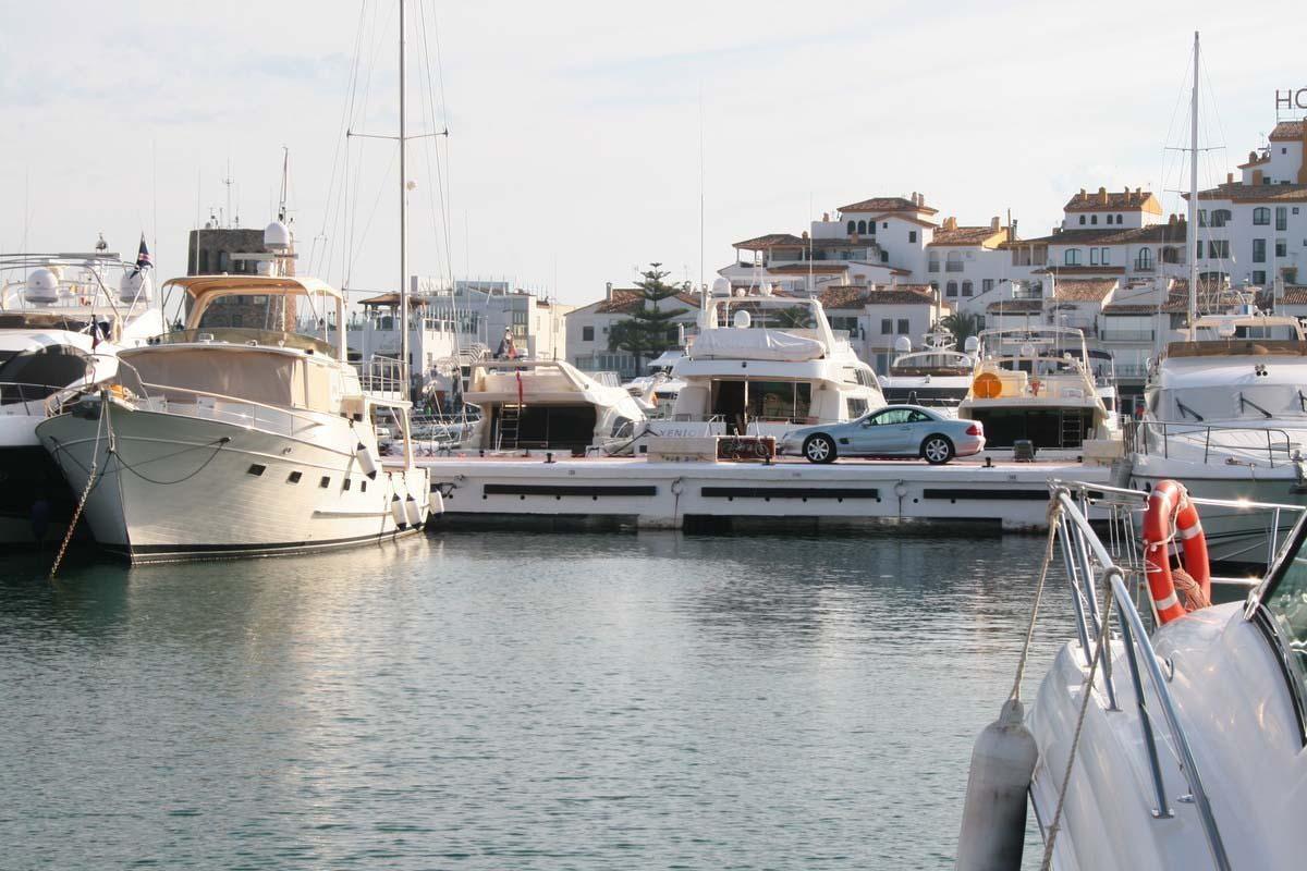 Puerto Banús, Marbella Andalucía
