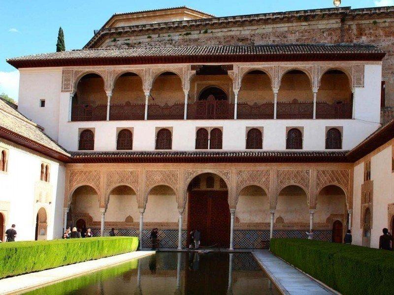 Patio de La Alhambra