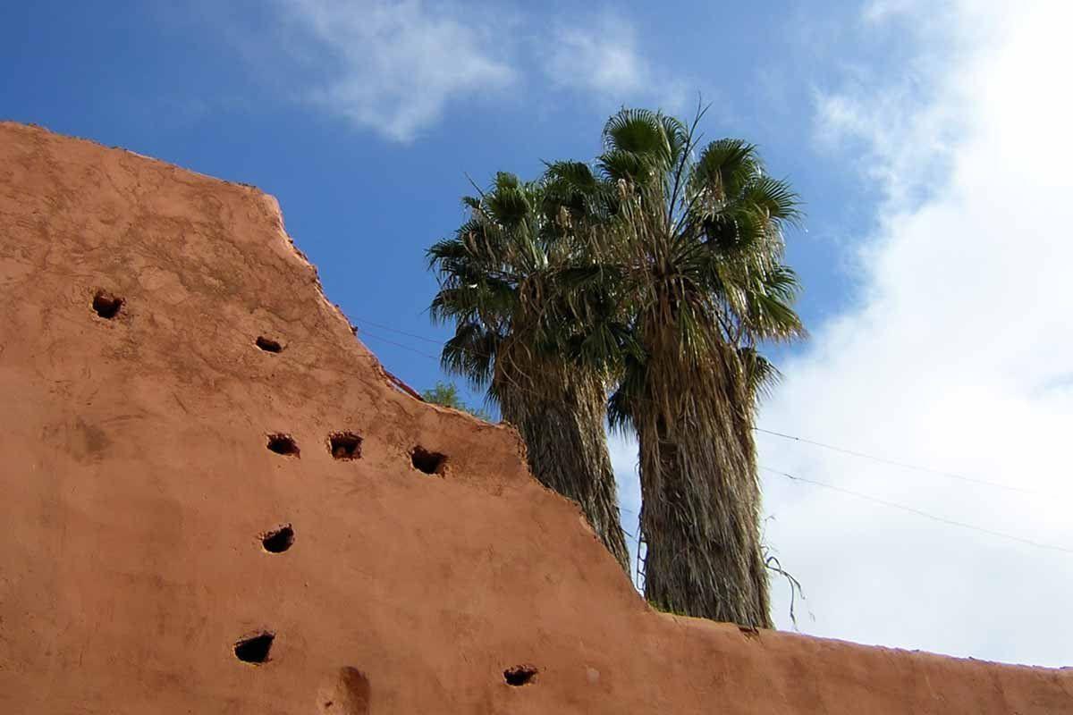 Muros en Marrakech