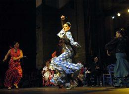 Baile de Sevillanas, Tablao