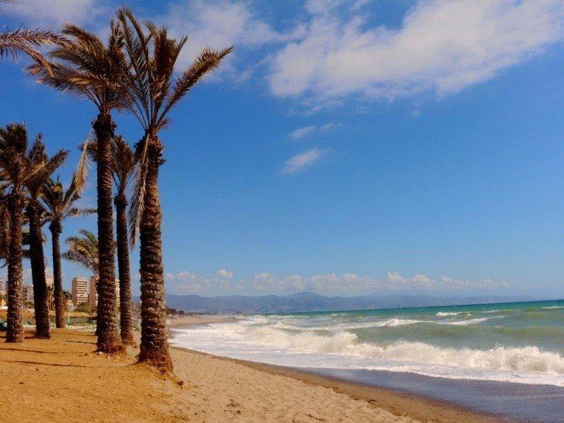 Playa Torremolinos Costa del Sol